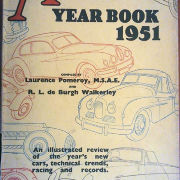 The Motor yearbook 1951