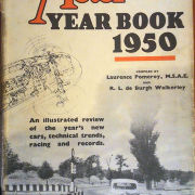 The Motor yearbook 1950