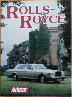 Rolls-Royce. The Story of the Best Car in the World