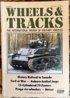 Wheels & Tracks. The international review of military vehicles №7